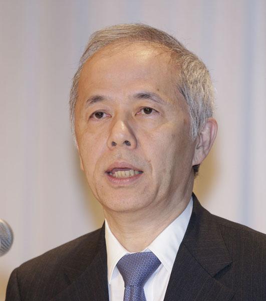 東電の広瀬社長もウカウカしていられない(C)日刊ゲンダイ