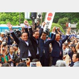 岩手知事選では野党共闘できたが…(C)日刊ゲンダイ