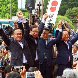 国民から見放された野党が集まって安倍政権と勝負になるのか