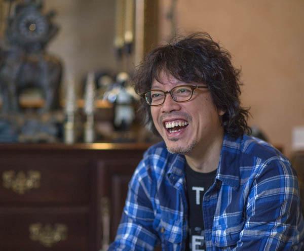 代表作多数の浦沢直樹さん(C)日刊ゲンダイ