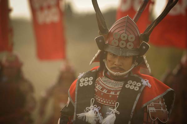 NHKドラマ「真田丸」は堺雅人主演(C)NHK
