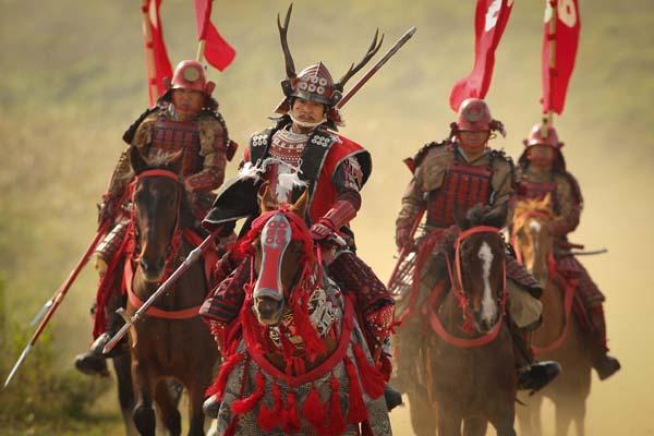 2016年大河ドラマは「真田丸」(C)NHK