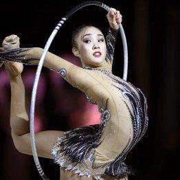 ひさびさ世界レベル 新体操・早川さくらを海外が高評価
