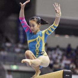 体操・平岩優奈は「日本で最も美しい演技」復活なるか