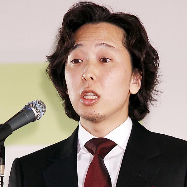 五野井郁夫氏(C)日刊ゲンダイ