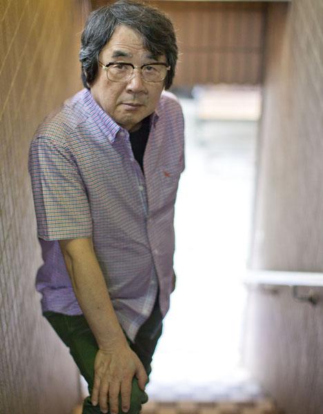 北上次郎氏(C)日刊ゲンダイ