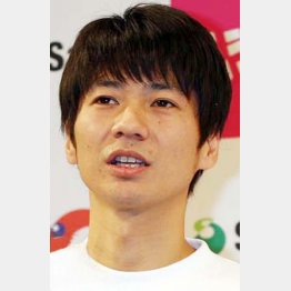 逮捕された高橋健一容疑者(C)日刊ゲンダイ