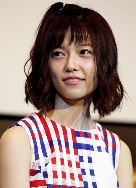 AKB48の島崎遥香(C)日刊ゲンダイ