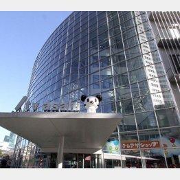 「報道のテレビ朝日」が…(C)日刊ゲンダイ