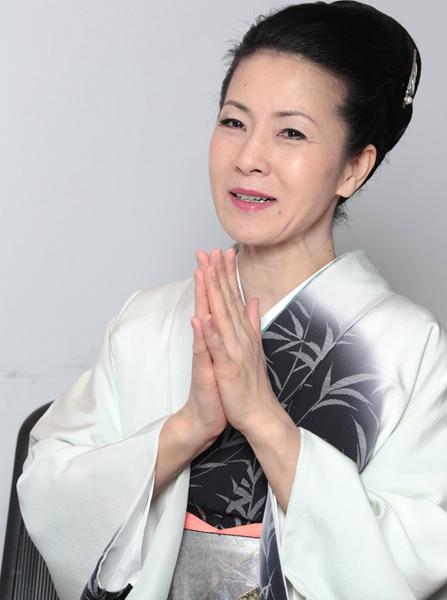 坂本冬美(C)日刊ゲンダイ