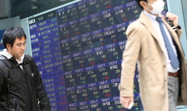 日本株予想は「2万2000円まで上昇」だが…(C)日刊ゲンダイ
