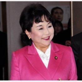 参院選「落選候補」第1号か(C)日刊ゲンダイ