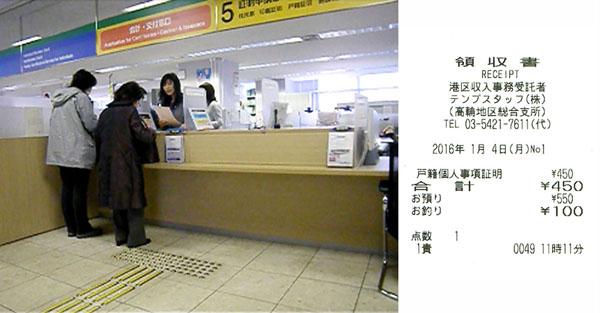 窓口は派遣の若い女性がいっぱい(C)日刊ゲンダイ