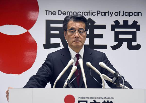 党内をまとめられない(民主党・岡田代表)/(C)日刊ゲンダイ