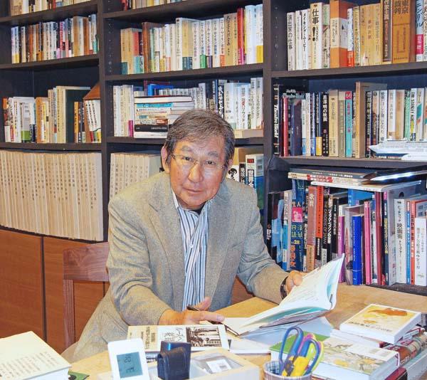 杉田成道さん(提供写真)