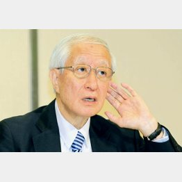 加藤良三(C)日刊ゲンダイ