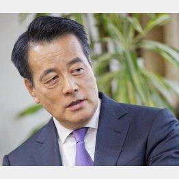 岡田克也・民主党代表