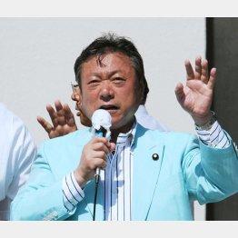 問題発言が多い桜田義孝議員(C)日刊ゲンダイ