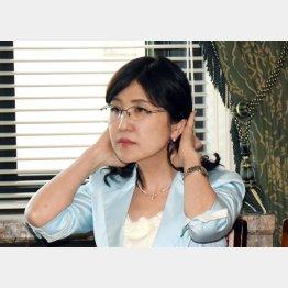 稲田朋美政調会長は党内きっての「右翼議員」(C)日刊ゲンダイ