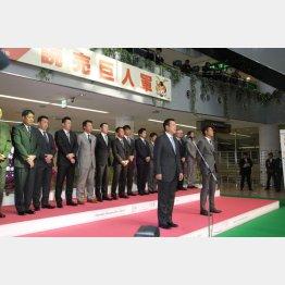 昨年も12球団が2月1日にキャンプイン(C)日刊ゲンダイ