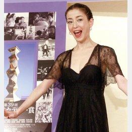 昨年は「紙の月」で最優秀主演女優賞を獲得(C)日刊ゲンダイ