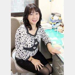 テレビでおなじみの高木美也子さん