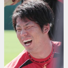 前田健太は「投げ合いたい」と心待ちにするが…(C)日刊ゲンダイ