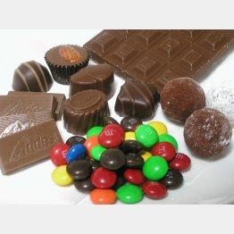 チョコレート作りにも重要(C)日刊ゲンダイ
