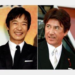 主演・堺雅人と草刈正雄
