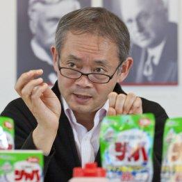 ジョンソン株式会社の古川静雄さん(C)日刊ゲンダイ
