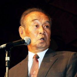 沖縄県知事時代の仲井真氏