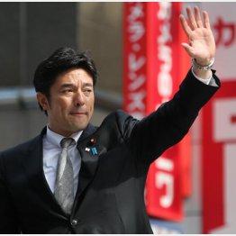 中山議員が府連会長就任後6連敗(C)日刊ゲンダイ