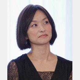 アラフォー女性の希望の星?(C)日刊ゲンダイ