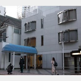 ジャニー喜多川氏は今、何を思うのか…(C)日刊ゲンダイ