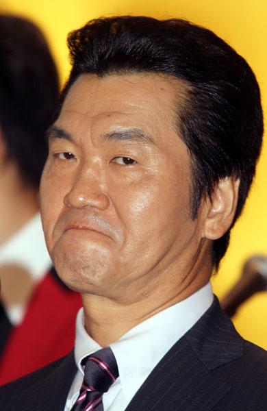 降板が決まった石坂浩二について語った紳助(C)日刊ゲンダイ