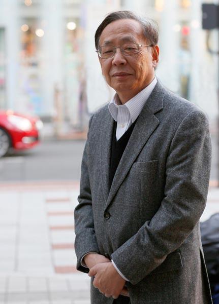 樋口裕一氏(C)日刊ゲンダイ