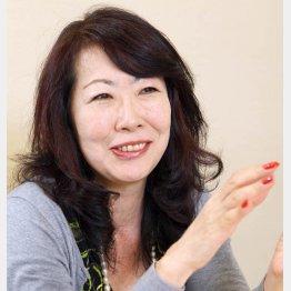 作家の亀山早苗さん(C)日刊ゲンダイ