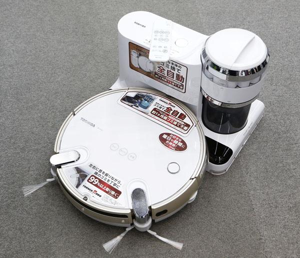 「トルネオ ロボ」VC-RVS2-Wグランホワイト(C)日刊ゲンダイ