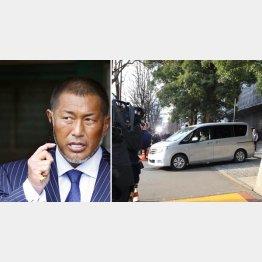 暴力団、芸能関係者は戦々恐々…(C)日刊ゲンダイ