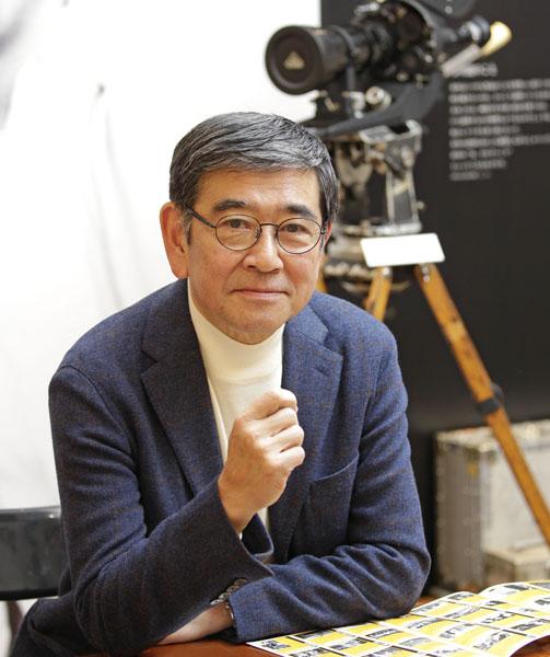新番組の司会に就任する石坂(C)日刊ゲンダイ