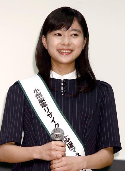 「表参道高校合唱部!」では、連ドラ初主演ながら繊細な演技を見せた芳根京子(C)日刊ゲンダイ