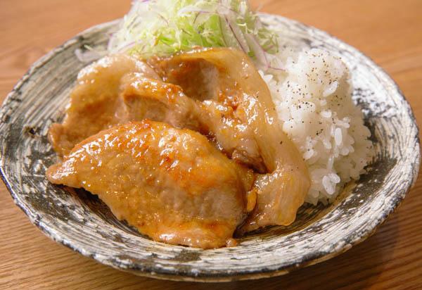 豚の生姜焼き(C)日刊ゲンダイ
