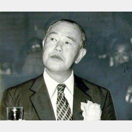 田中角栄(C)日刊ゲンダイ