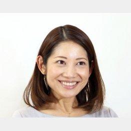 転倒したことを明かした大渕愛子氏(C)日刊ゲンダイ