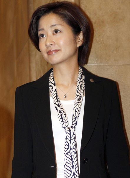 産休から復帰した膳場貴子アナ(C)日刊ゲンダイ