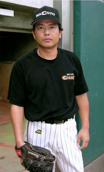 2005年の野村貴仁氏(C)日刊ゲンダイ
