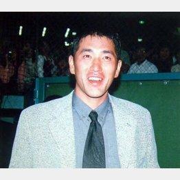 1996年当時の清原和博(C)日刊ゲンダイ