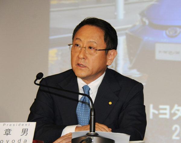 トヨタの利益も2000億円消失…(C)日刊ゲンダイ