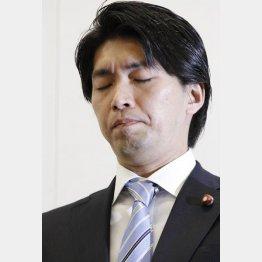 議員辞職した宮崎謙介氏