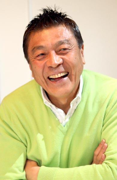 青島健太さん(C)日刊ゲンダイ